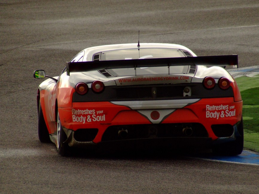Estoril GT Open Test (27)
