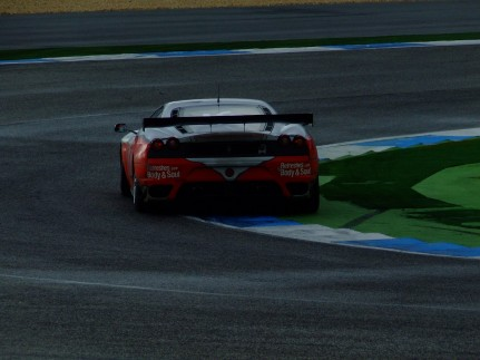 Estoril GT Open Test (8)