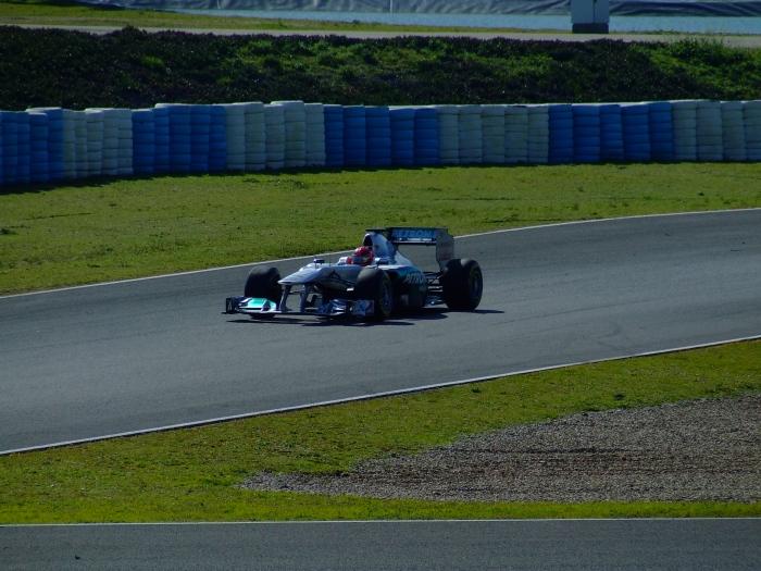 Schumacher is leaving Mercedes GP