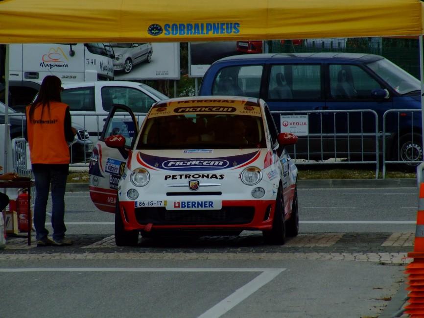 Rallye Vidreiro 2011