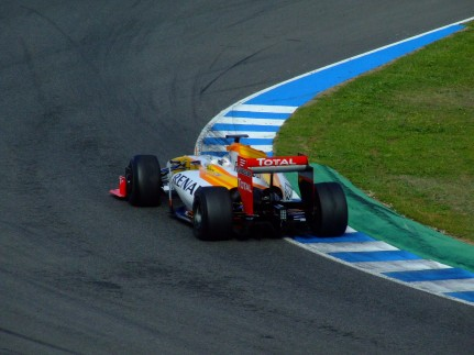 Jerez YD test Dec 2009