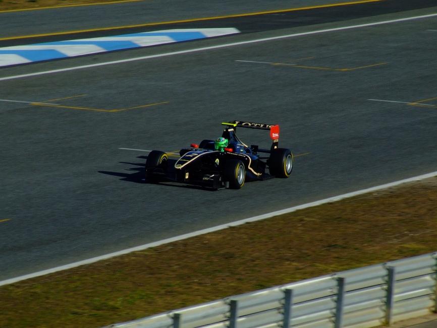 GP3: Lil' Conor Daly