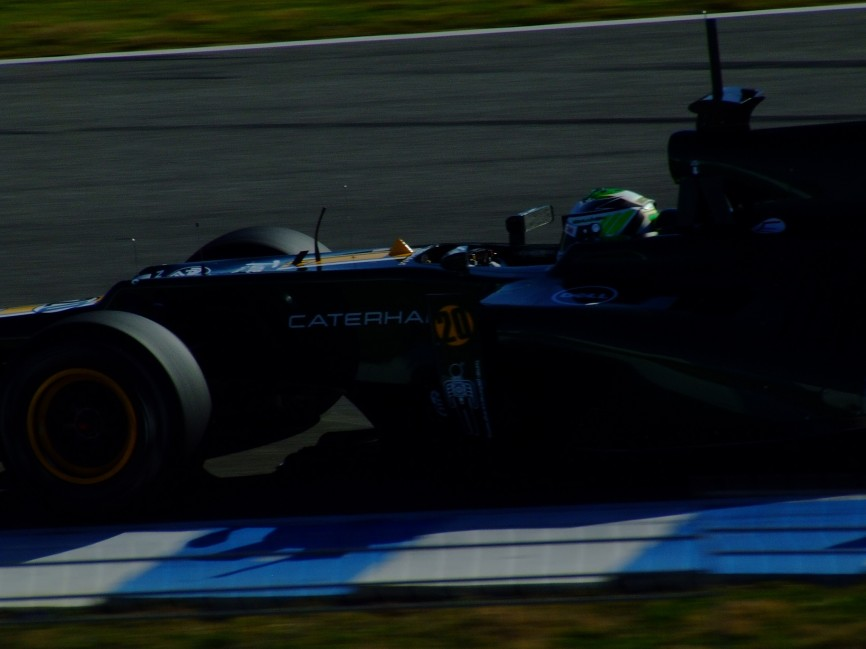 Jerez 2012 Day 1
