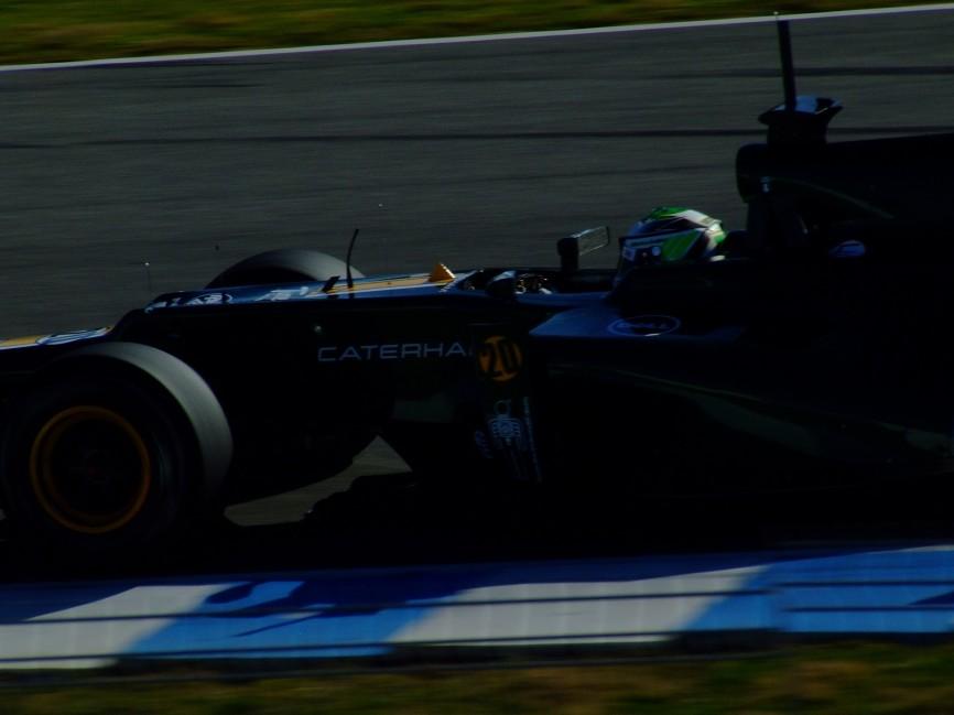 Jerez 2012 Day 1