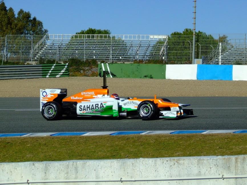 Jerez 2012 Day 2