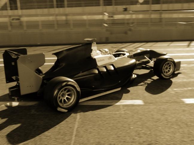 GP3 2013 CAR