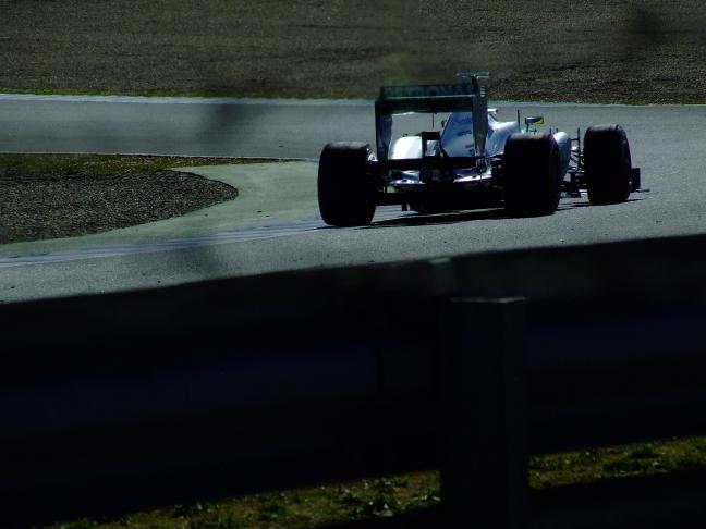 Jerez F1 2013 teazas