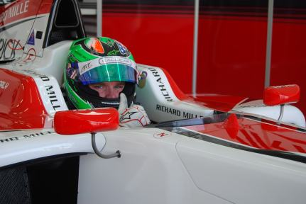 Tony on GP3 Picture Gallery (6)