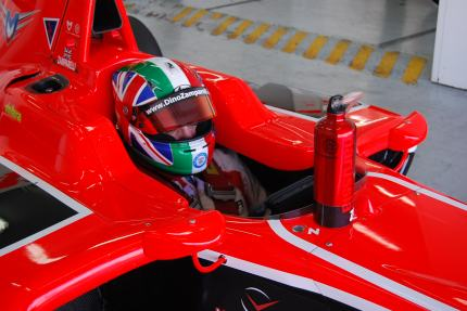 Tony on GP3 Picture Gallery (7)