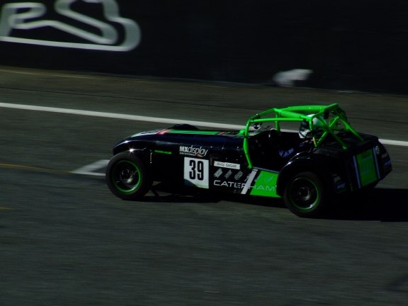Monsters of Caterham Racing