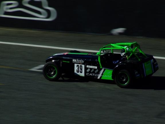 Monsters of Caterham Racing