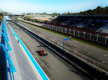 Alonso again