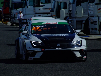 International GT Open - Racing Weekend, Estoril, 09/05/2015