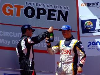 International GT Open - Racing Weekend, Estoril, 10/05/2015