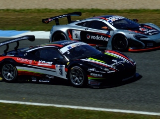 International GT Open - Racing Weekend, Estoril, 10/05/2015