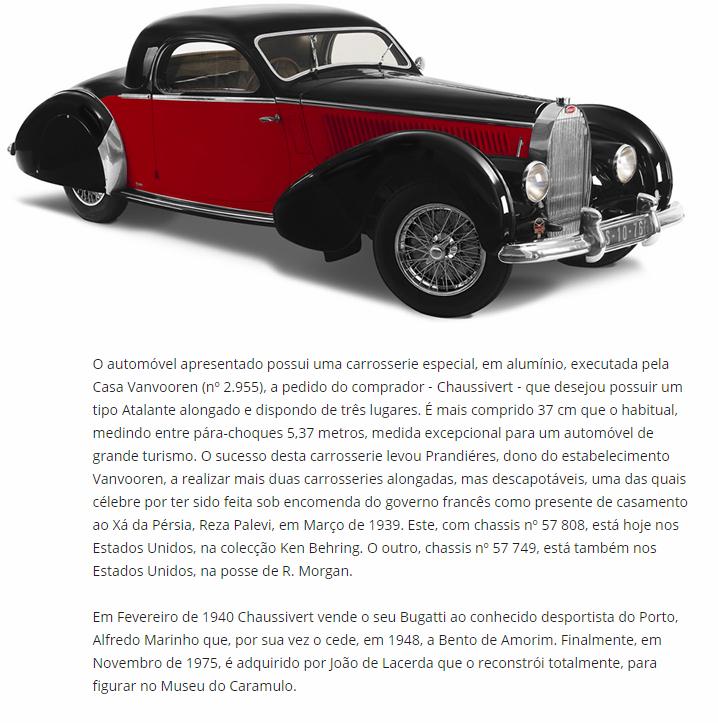Bugatti 57C Atalante