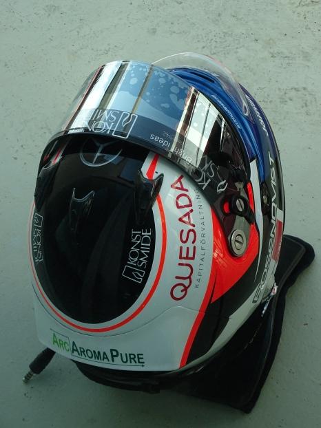 Felix Rosenqvist and Prema Powerteam