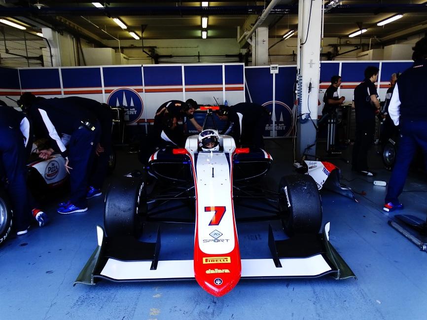GP3 2016