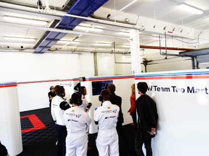 Teo Martín Motorsport