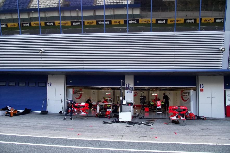 GP2 Series in Jerez