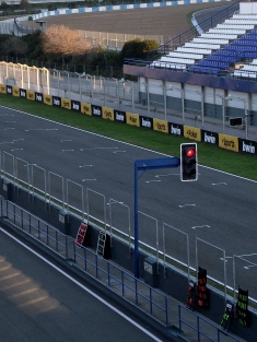 GP2 Series in Jerez
