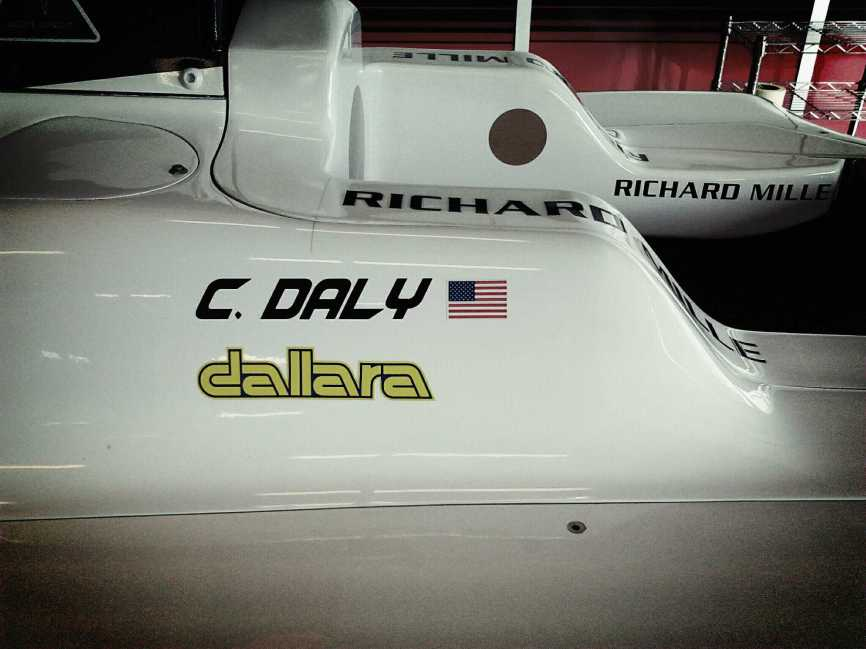 Daly. Conor Daly.