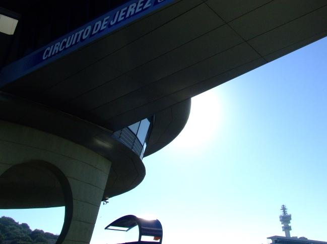 GP2 cars and former stars around Jerez