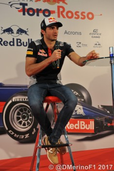 Sainz for President of the EU!