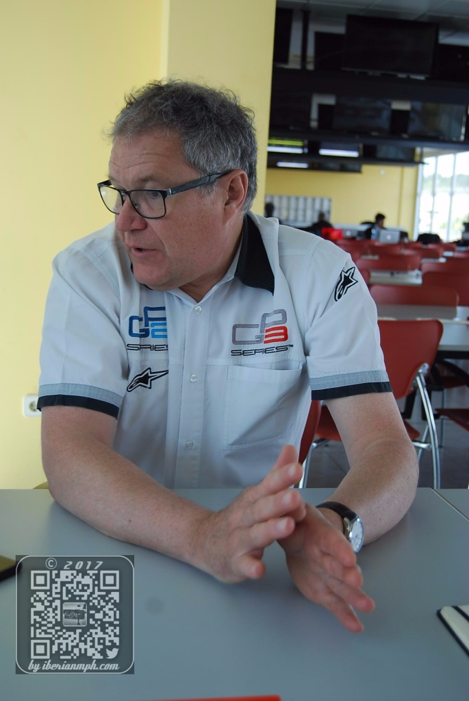 A Very Simple System: Didier Explains GP3 DRS