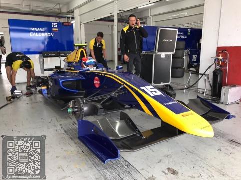 GP3 in Valencia