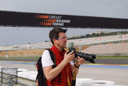 Tony Checks Out Diego's New Camera