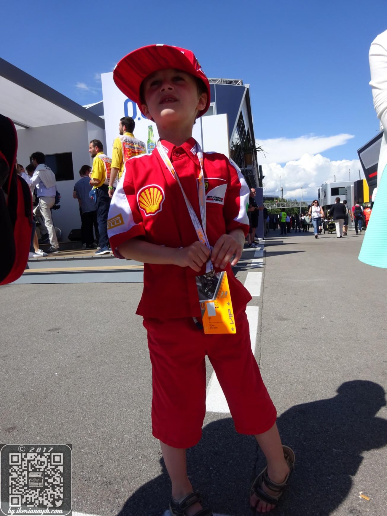 Kimi's Biggest Fan is Happy (Now)