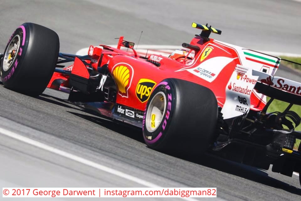 Scuderia's bad weekend, but classy Italian looks