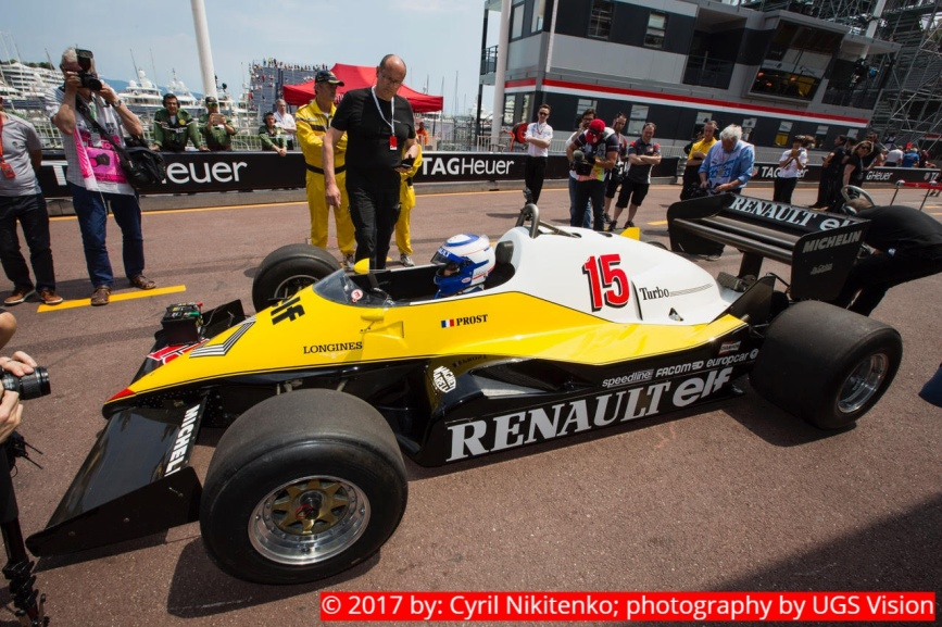 Renault Sport F1 Team - 40th Anniversary