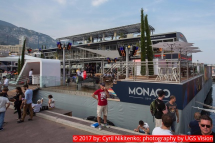 It's Monaco baby!
