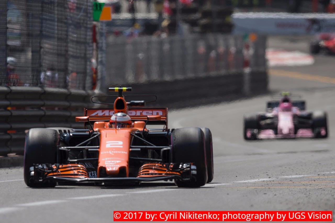 McLaren - zero points