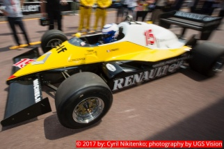 Renault Sport F1 Team - 40th Anniversary
