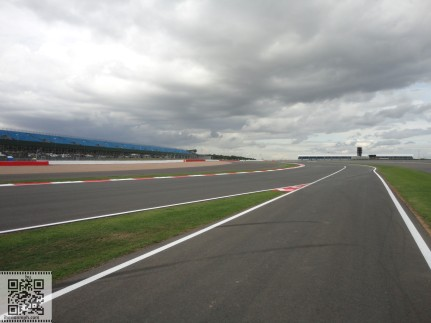 Silverstone is cool