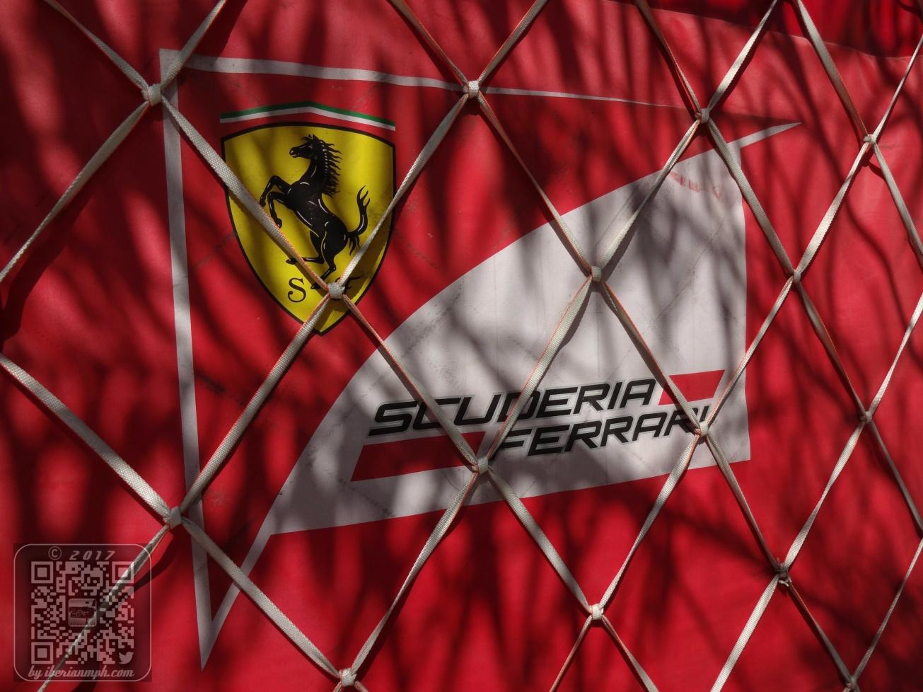 Hell hath no fury like a Ferrarista scorned!