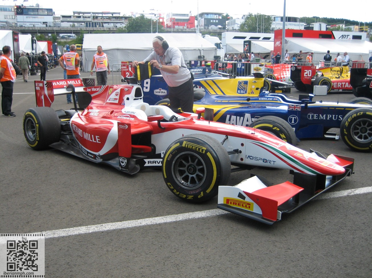 Hungarian GP Formula 2 and GP3 by Sergio (34)