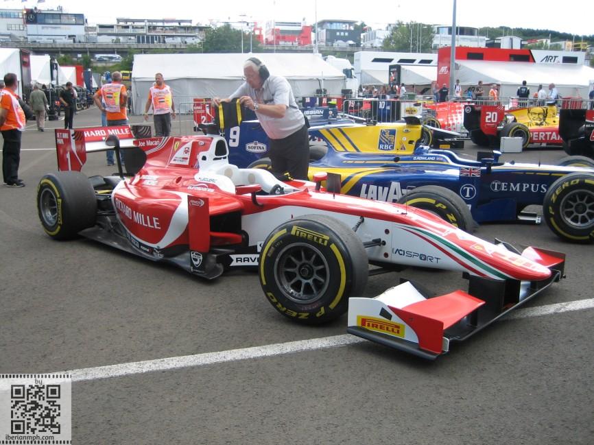 #HungarianGP by Sergio: we love Formula 2
