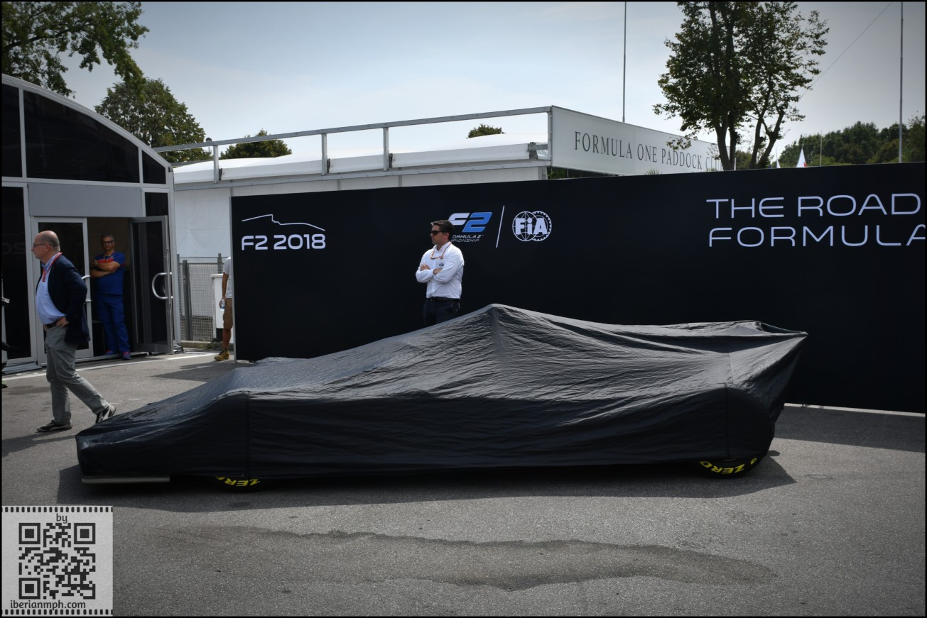 FIA F2 2018 Car Launch Monza (1)