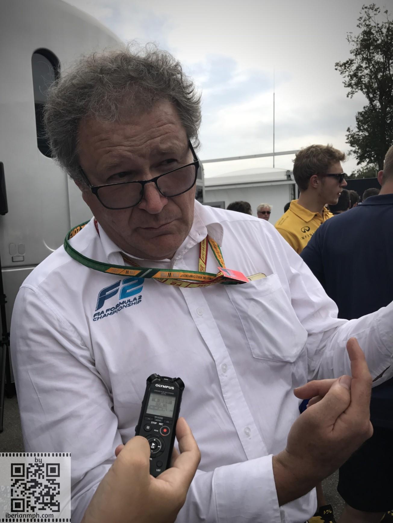 FIA F2 2018 Car Launch Monza (11)