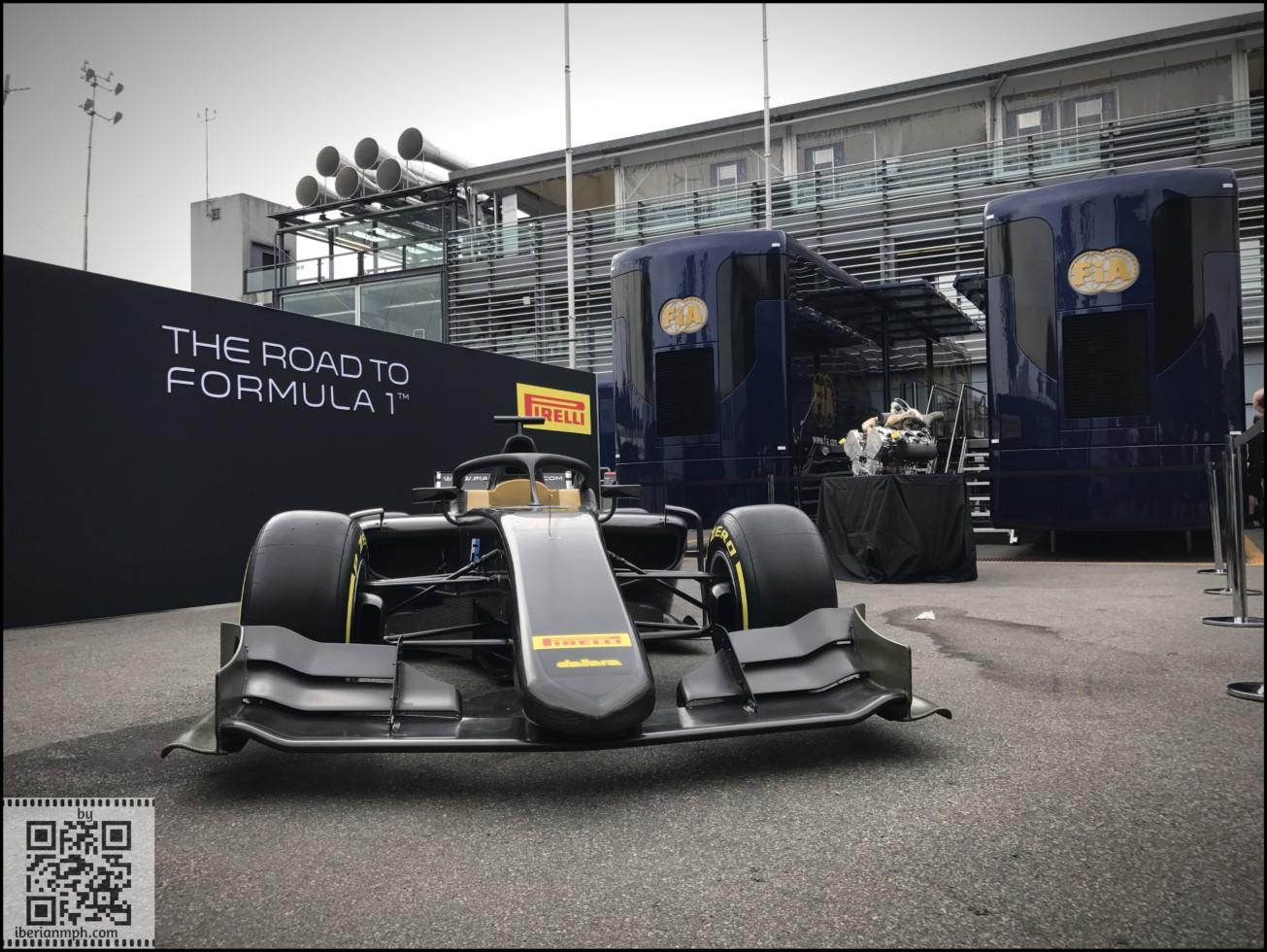 FIA F2 2018 Car Launch Monza (15)