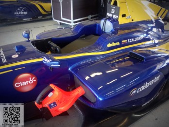 F2 and GP3 in Jerez