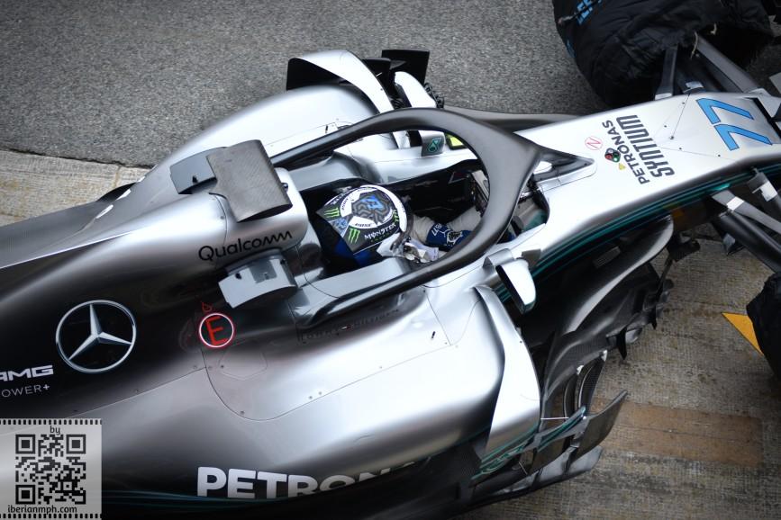 #F1Testing