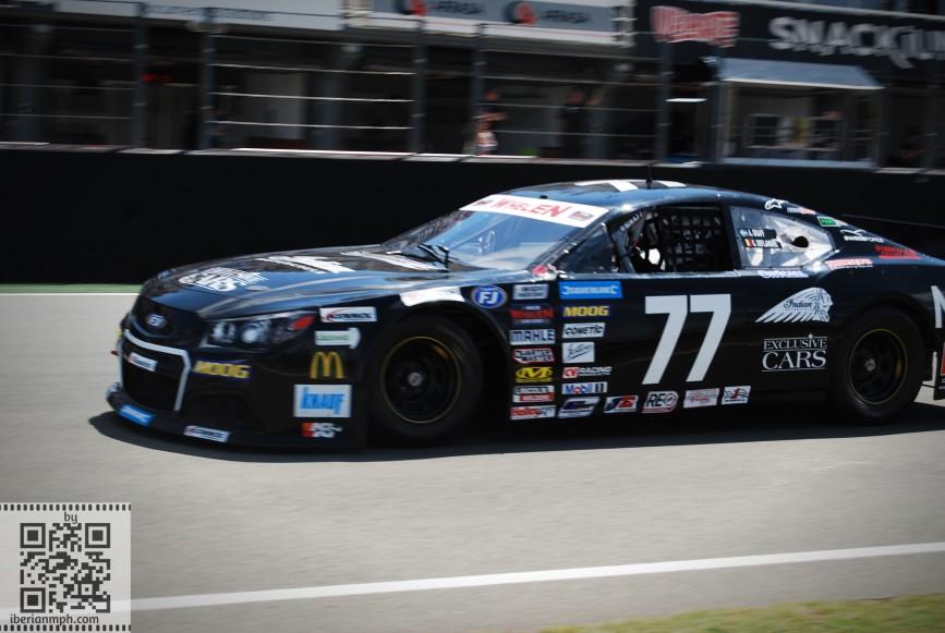 NASCAR in Europe