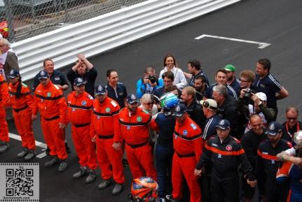 Forza Historic in Monaco