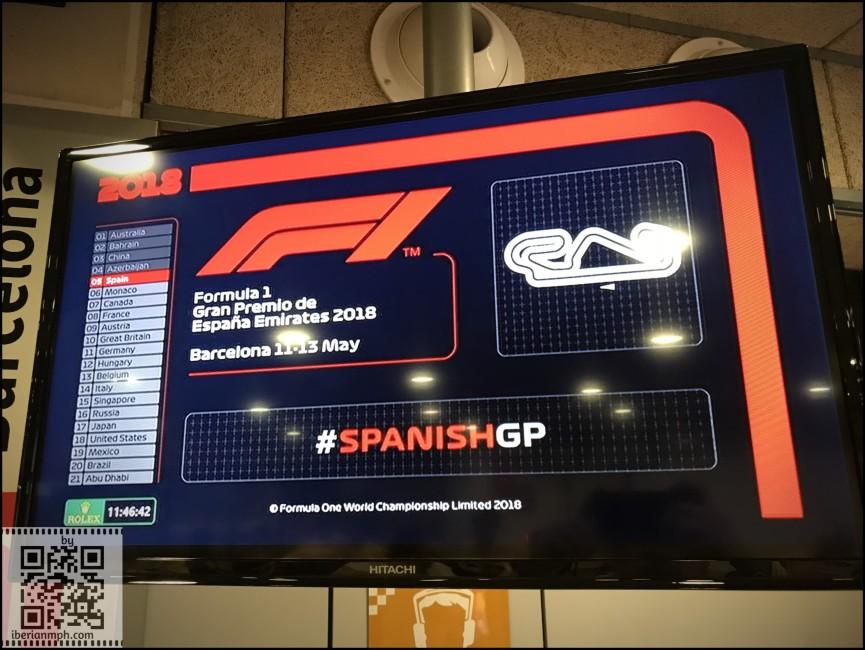 #SpanishGP