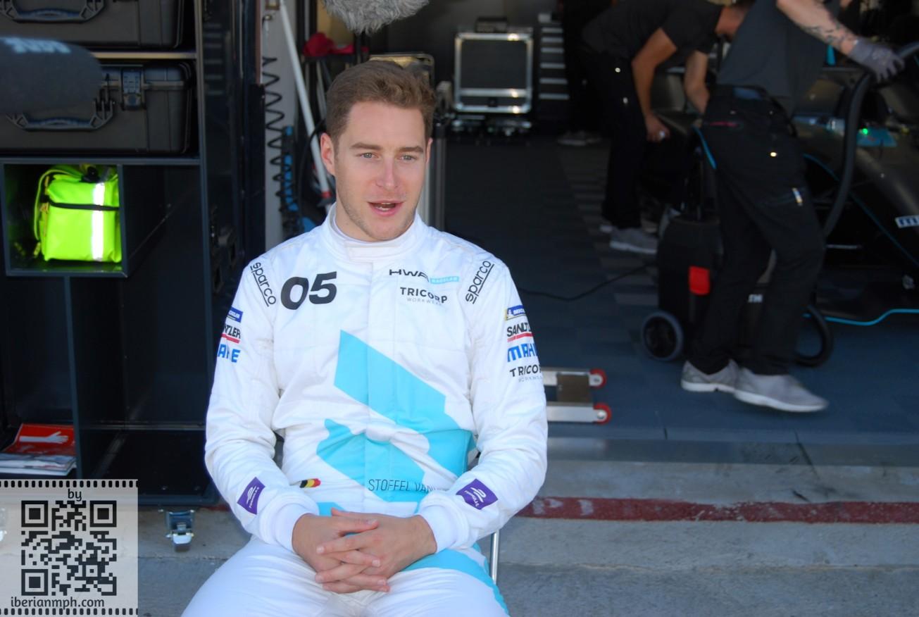 FIA FormulaE Valencia Winter Testing 2018 (10)